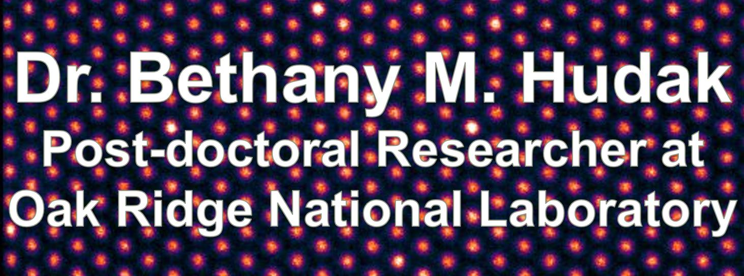 Dr. Bethany M. Hudak